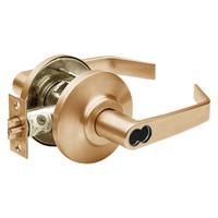 7KC37AB15DS3612 Best 7KC Series Entrance Medium Duty Cylindrical Lever Locks with Contour Angle Return Design in Satin Bronze