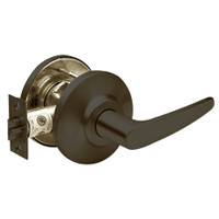 7KC30Y16DS3613 Best 7KC Series Exit Medium Duty Cylindrical Lever Locks with Curved Without Return Lever Design in Oil Rubbed Bronze