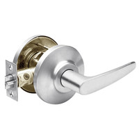 7KC20Y16DS3625 Best 7KC Series Exit Medium Duty Cylindrical Lever Locks with Curved Without Return Lever Design in Bright Chrome