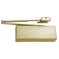 DC8210-A12-696-W42 Corbin DC8000 Series Parallel Unitrol Arm Heavy Duty Door Closers with Hold Open in Satin Brass Finish