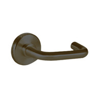 45H7G3S613 Best 40H Series Communicating with Deadbolt Heavy Duty Mortise Lever Lock with Solid Tube Return Style in Oil Rubbed Bronze