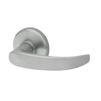 40HTKIS114R619 Best 40H Series Trim Kits Inside Lever Only with Curved Return Style in Satin Nickel