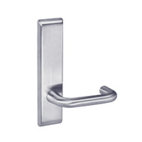 CRCN8802FL-626 Yale 8800FL Series Non-Keyed Mortise Privacy Locks with Carmel Lever in Satin Chrome