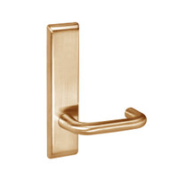 CRCN8802FL-612 Yale 8800FL Series Non-Keyed Mortise Privacy Locks with Carmel Lever in Satin Bronze
