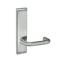 CRCN8828FL-619 Yale 8800FL Series Non-Keyed Mortise Exit Locks with Carmel Lever in Satin Nickel