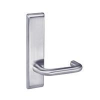 CRCN8862FL-626 Yale 8800FL Series Non-Keyed Mortise Bathroom Locks with Carmel Lever in Satin Chrome