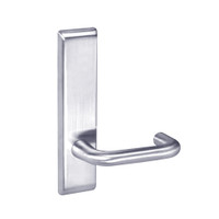 CRCN8862FL-625 Yale 8800FL Series Non-Keyed Mortise Bathroom Locks with Carmel Lever in Bright Chrome