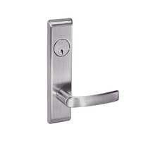 MOCN8809FL-630 Yale 8800FL Series Single Cylinder Mortise Classroom w/ Thumbturn Locks with Monroe Lever in Satin Stainless Steel
