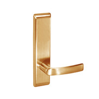 MOCN8828FL-612 Yale 8800FL Series Non-Keyed Mortise Exit Locks with Monroe Lever in Satin Bronze