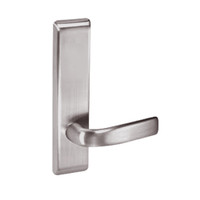 JNCN8802FL-630 Yale 8800FL Series Non-Keyed Mortise Privacy Locks with Jefferson Lever in Satin Stainless Steel