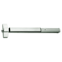 7150-48-619 Yale 7000 Series Non Fire Rated SquareBolt Exit Device in Satin Nickel