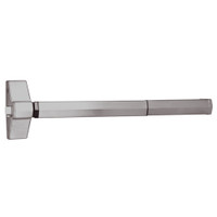 7100FP-36-630 Yale 7000 Series Fire Rated Rim Exit Device with Electric Latch Pullback in Satin Stainless Steel
