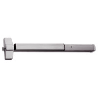 7150P-24-630 Yale 7000 Series Non Fire Rated SquareBolt Exit Device with Electric Latch Pullback in Satin Stainless Steel