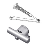 1915/6-689-RH Yale 1900 Series Traditional Surface Door Closer with Regular Arm in Aluminum Painted