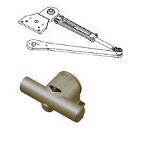 PA1912/4-694-RH Yale 1900 Series Traditional Surface Door Closer with Parallel Arm in Medium Bronze