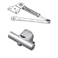PA1915/6-689-RH Yale 1900 Series Traditional Surface Door Closer with Parallel Arm in Aluminum Painted