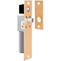 1091ADLIG SDC Dead Locking FailSafe Spacesaver Mortise Bolt Lock in Satin Bronze