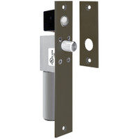 1091ADLIHB SDC Dead Locking FailSafe Spacesaver Mortise Bolt Lock with Bolt Position Sensor in Oil Rubbed Bronze