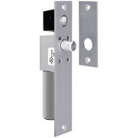 1490AIQB SDC Fits 1-1/2 inche Frame Non UL FailSafe Spacesaver Mortise Bolt Lock with Bolt Position Sensor in Dull Chrome