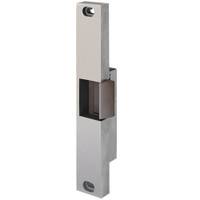 30-4-24 SDC 30 Series 24VDC Failsecure Rim Mount Electric Strike in Satin Stainless Steel