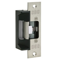 45-4SU SDC 45 Series Field Selectable Multi-Frame-Application Electric Strike in Satin Stainless Steel