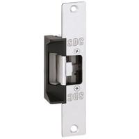 45-6RV SDC 45 Series Field Selectable Multi-Frame-Application Electric Strike in Satin Aluminum