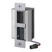 55-FQ-LBM/LCM-DBM-R SDC 55 Series UniFLEX Heavy Duty Electric Strike with Door Secure Monitor and Deadbolt Monitor in Dull Chrome
