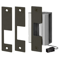 55-ABCH-LBM SDC 55 Series UniFLEX Universal Strike - Multi Application Pack Electric Strike with Latchbolt Monitor in Oil Rubbed Bronze