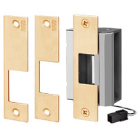 55-ABCG-LBM/LCM SDC 55 Series UniFLEX Universal Strike - Multi Application Pack Electric Strike with Door Secure Monitor in Dull Bronze