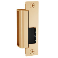 1500-DLM-612 Hes 1500 Series Heavy Duty Electric Strike Bodies with Dual Lock Monitor in Satin Bronze