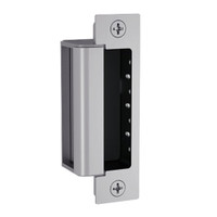 1600-CS-DLMS-630 Hes 1600 Series Dynamic Complete Low Profile Electric Strike for Latchbolt and Deadbolt Lock with Dual Lock Monitor & Strike Monitor in Satin Stainless Steel