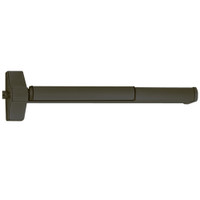 ED5200SA-613-W048-M92 Corbin ED5200 Series Fire Rated Exit Device with Touchbar Monitoring in Oil Rubbed Bronze Finish