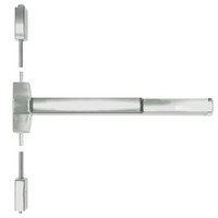ED5470B-619-W048-MELR-M92 Corbin ED5400 Series Fire Rated Vertical Rod Exit Device with Motor Latch Retraction and Touchbar Monitoring in Satin Nickel Finish