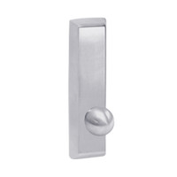 G959-625 Corbin ED5000 Series Exit Device Trim with Storeroom Knob in Bright Chrome Finish