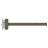 TSFL2314-RHR-613-48 PHI 2300 Series Fire Rated Apex Mortise Exit Device with Touchbar Monitoring Switch Prepped for Lever-Knob Always Active in Oil Rubbed Bronze Finish