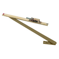 105F-716-SOC Glynn Johnson 100 Series Heavy Duty Concealed Overhead in Aged Bronze