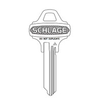 35-003C235 Schlage Lock Control Key Do Not Duplicate Embossed Key