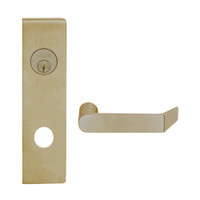 L9453P-06N-613 Schlage L Series Entrance with Deadbolt Commercial Mortise Lock with 06 Cast Lever Design in Oil Rubbed Bronze
