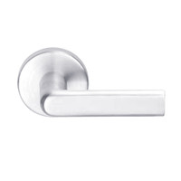 L9457P-01B-625 Schlage L Series Classroom Security w/Deadbolt Commercial Mortise Lock with 01 Cast Lever Design in Bright Chrome