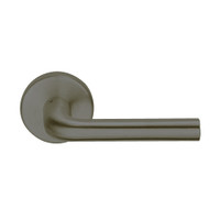 L9457P-02B-613 Schlage L Series Classroom Security w/Deadbolt Commercial Mortise Lock with 02 Cast Lever Design in Oil Rubbed Bronze