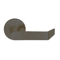 L9457P-06A-613 Schlage L Series Classroom Security w/Deadbolt Commercial Mortise Lock with 06 Cast Lever Design in Oil Rubbed Bronze