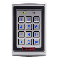 7500 DynaLock 7500 Series Standalone Digital Keypad and Prox Reader Single Gang Box-Mount