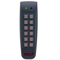 7450 DynaLock 7400 Series Standalone Digital Keypad Narrow Mullion Mount
