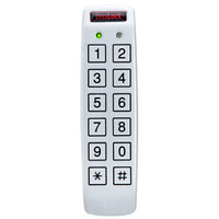 7350 DynaLock 7300 Series Standalone Digital Keypad Narrow Mullion Mount