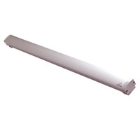 6451-42-TSB-US28 DynaLock 6451 Series Exit Sensor Bar for 42 inch Door with Securitron TSB Mounting Pads in Satin Aluminum