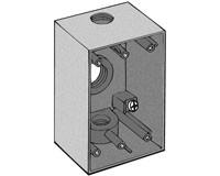 Securitron Weatherized Back Box