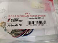 ASP-SW-4 ASP Alarm Control Switch