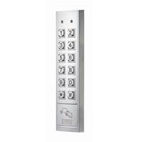 ASP-KP-300 ASP Alarm Control Mullion Mount Keypad with Card Reader
