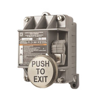 ASP-EXP-1 ASP Alarm Control Explosion-Proof Request To Exit Stations for Hazardous Locations