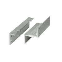 ASP-AM3370 ASP Alarm Control Three Piece Z Bracket for all 600 Series Single Magnetic Locks